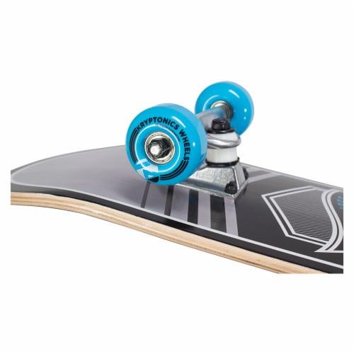 Bravo Sports Kryptonics Drop-In Series Skateboard Perspective: bottom