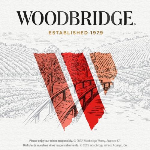 Woodbridge by Robert Mondavi Red Blend Red Wine Perspective: bottom
