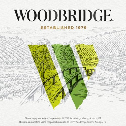Woodbridge By Robert Mondavi Sauvignon Blanc White Wine Perspective: bottom