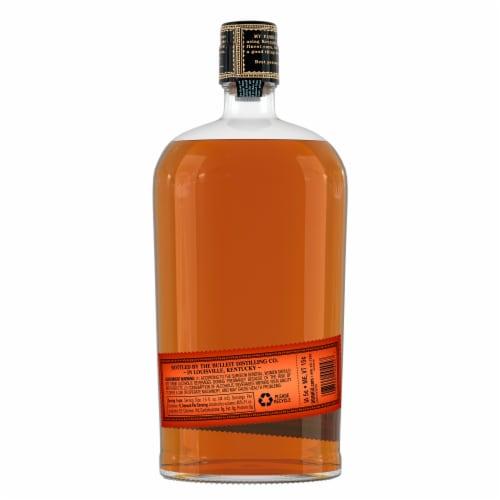 Bulleit Bourbon Kentucky Straight Bourbon Whiskey Perspective: bottom