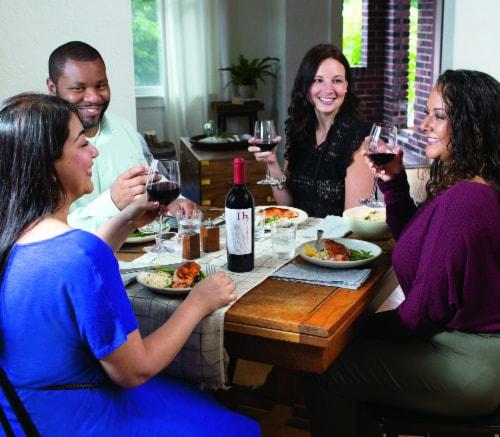 H3 Cabernet Sauvignon Red Wine Perspective: bottom