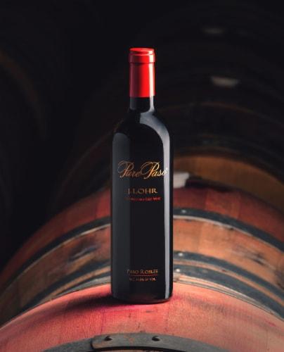 J. Lohr Pure Paso Proprietary Red Wine Perspective: bottom