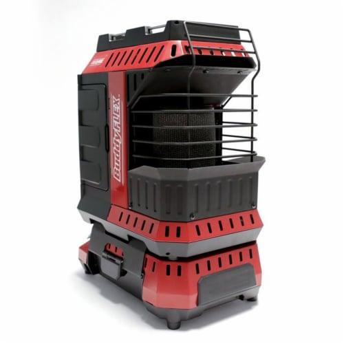 Mr. Heater 11,000 BTU Buddy FLEX Liquid Propane Portable Radiant Space Heater Perspective: bottom