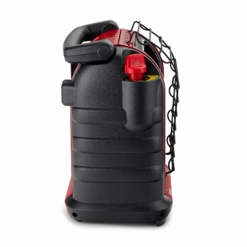 Mr. Heater Buddy Portable Propane Heater - Red/Black Perspective: bottom