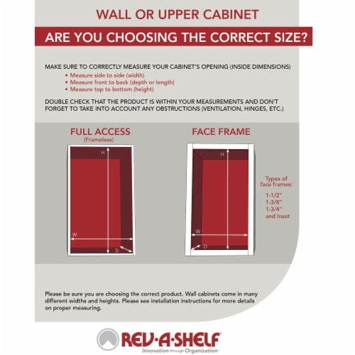 Rev-A-Shelf CTR-12-SN 12  Pull Out Tie/Scarf Closet Organizer Rack, Satin Nickel Perspective: bottom