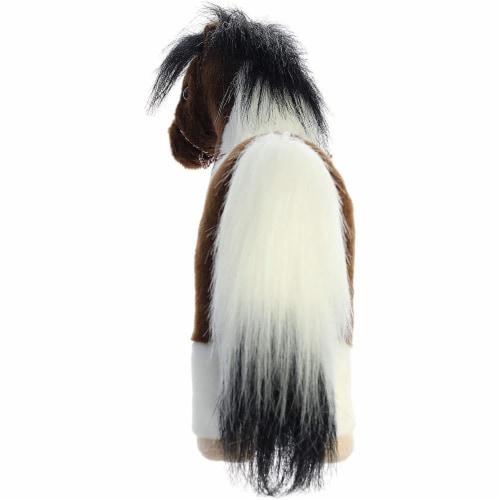 "Breyer Aurora 13"" Paint Horse Plush Perspective: bottom"