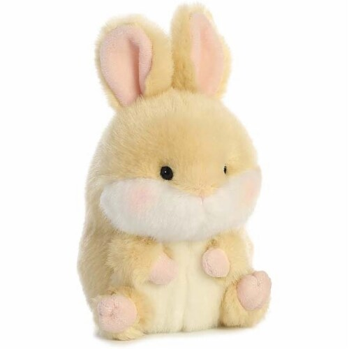 Plush Lively Bunny by Aurora (16810) Perspective: bottom