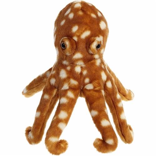 """Aurora World Flopsie Plush Octopus, 12"""" Perspective: bottom"""