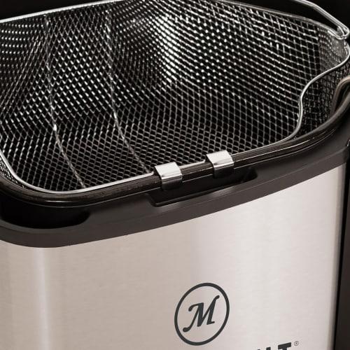 Masterbuilt Butterball XL 3-in-1 Electric Deep Fryer Boiler Steamer Cooker, 10L Perspective: bottom