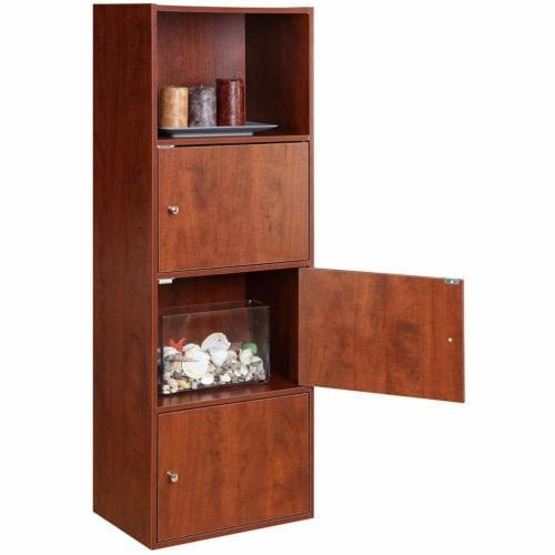 Xtra Storage 3 Door Cabinet Perspective: bottom