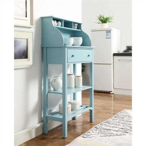 Designs2Go Office/ Kitchen Storage Desk Perspective: bottom