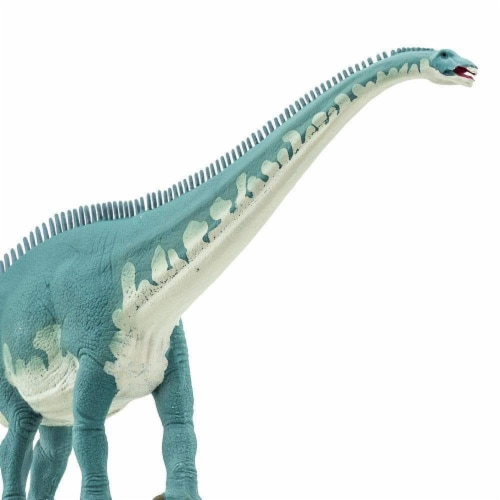 Diplodocus Toy Perspective: bottom