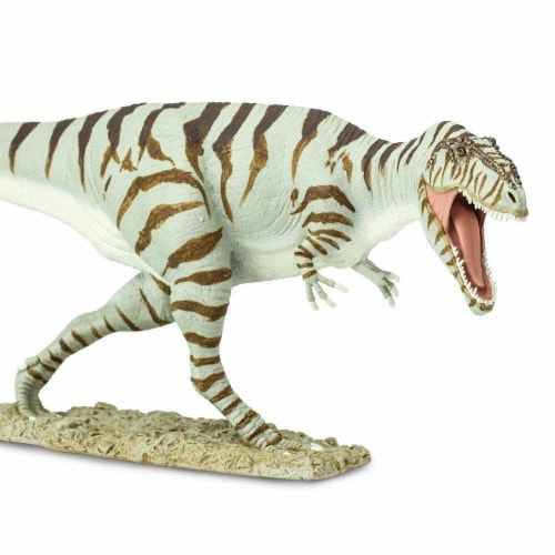 Giganotosaurus Toy Perspective: bottom