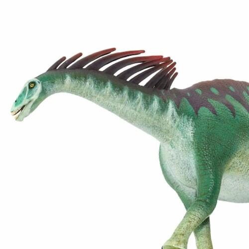 Amargasaurus Toy Perspective: bottom