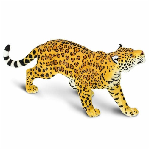 Jaguar Toy Perspective: bottom