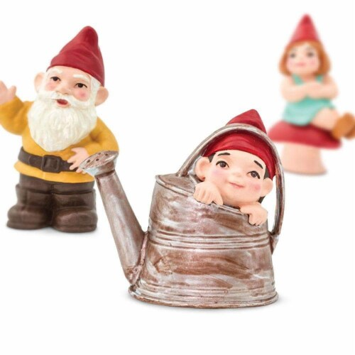 Gnome Family Designer TOOB Perspective: bottom