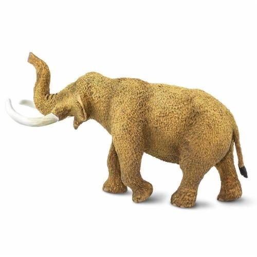American Mastodon Toy Perspective: bottom