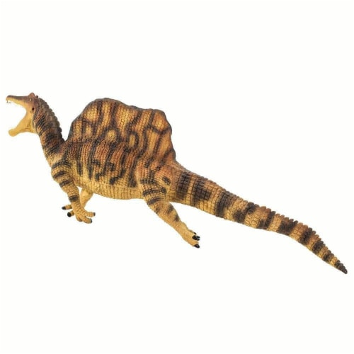 Spinosaurus Toy Perspective: bottom