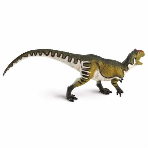 Allosaurus Toy Perspective: bottom