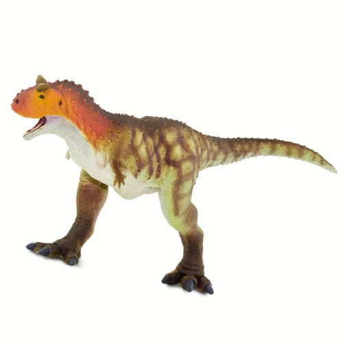 Carnotaurus Toy Perspective: bottom