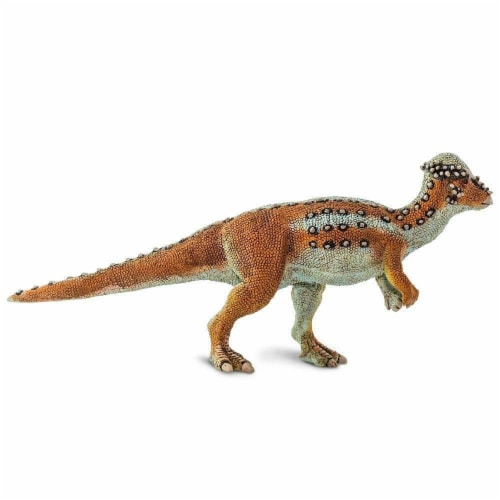 Pachycephalosaurus Toy Perspective: bottom