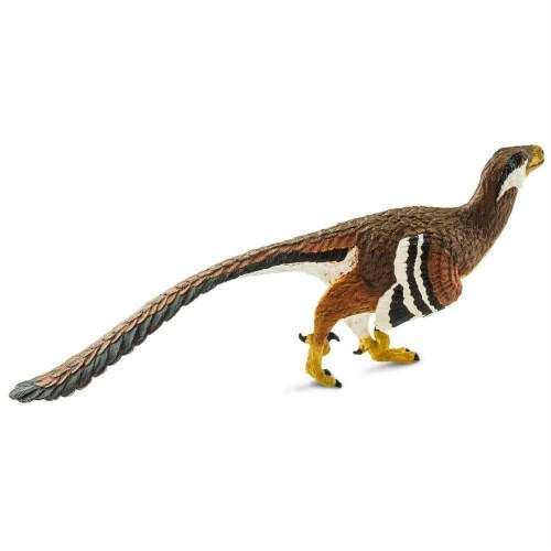 Deinonychus Toy Perspective: bottom