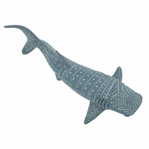 Whale Shark Toy Perspective: bottom