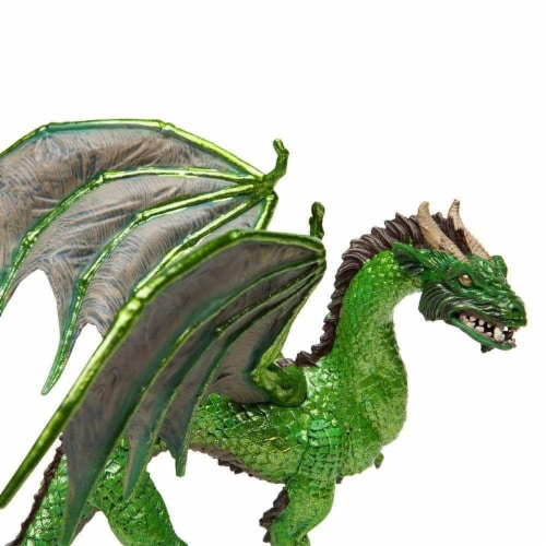 Forest Dragon Toy Perspective: bottom
