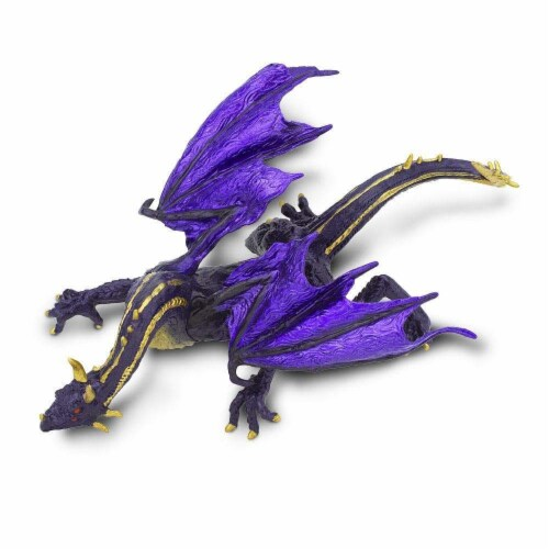 Midnight Moon Dragon Toy Perspective: bottom