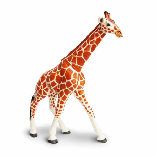Reticulated Giraffe Toy Perspective: bottom
