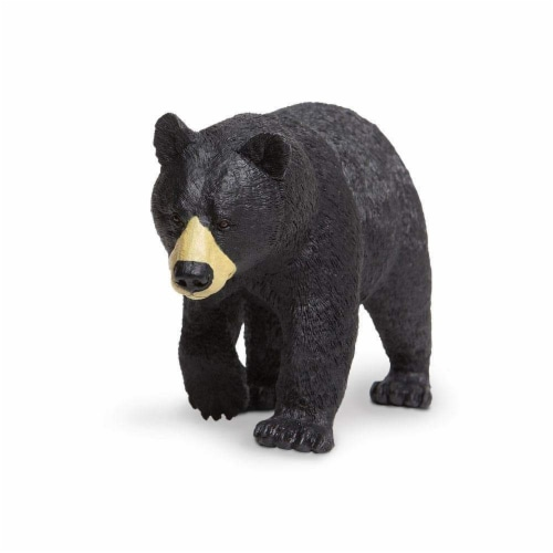 Black Bear Toy Perspective: bottom