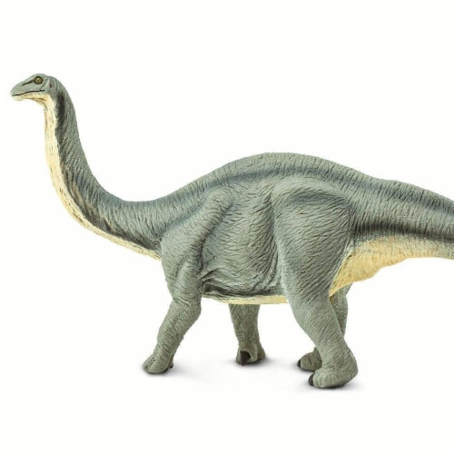 Apatosaurus Toy Perspective: bottom