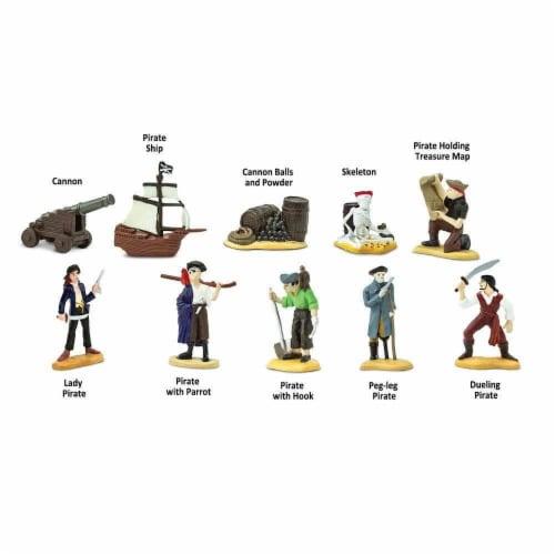 Safari 680804 Pirates Miniatures Toob Perspective: bottom