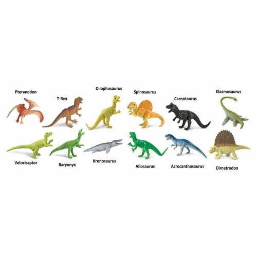 Carnivorous Dinos TOOB Perspective: bottom
