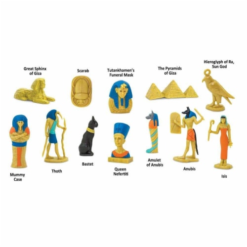 Ancient Egypt TOOB Perspective: bottom