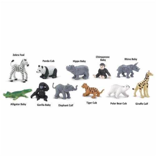 Zoo Babies Bulk Bag Perspective: bottom
