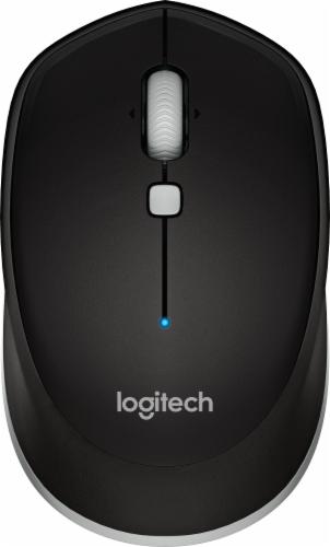 Logitech M535 Bluetooth Wireless Mouse - Black Perspective: bottom