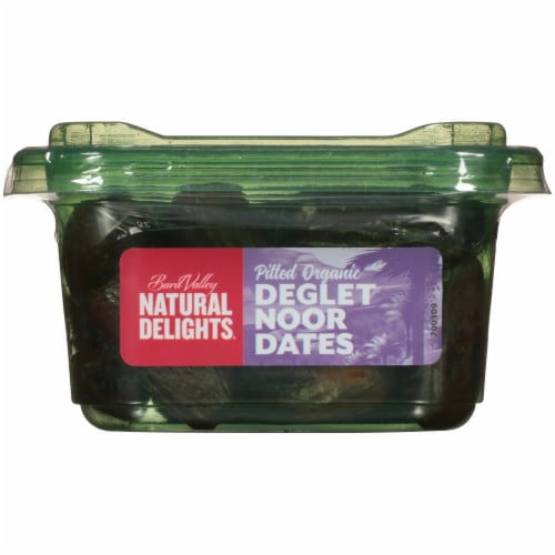 Bard Valley Natural Delights Organic Pitted Deglet Dates Perspective: bottom