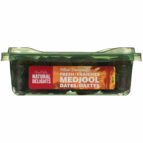 Bard Valley Natural Delights Pitted Fresh Medjool Dates Perspective: bottom