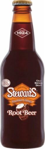 Stewart's Root Beer Perspective: bottom