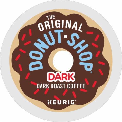 The Original Donut Shop Dark Roast Coffee K-Cup Pods Perspective: bottom