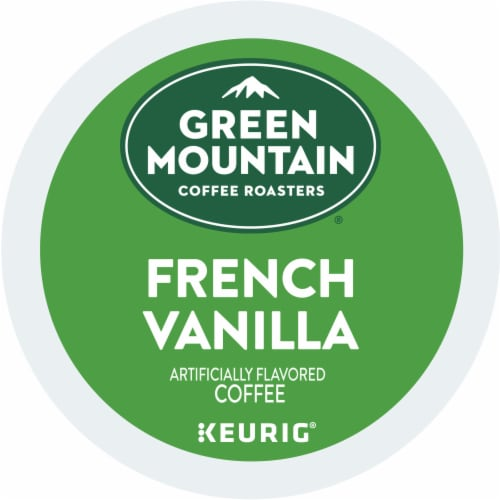 Green Mountain Coffee® French Vanilla K-Cup Pods Perspective: bottom