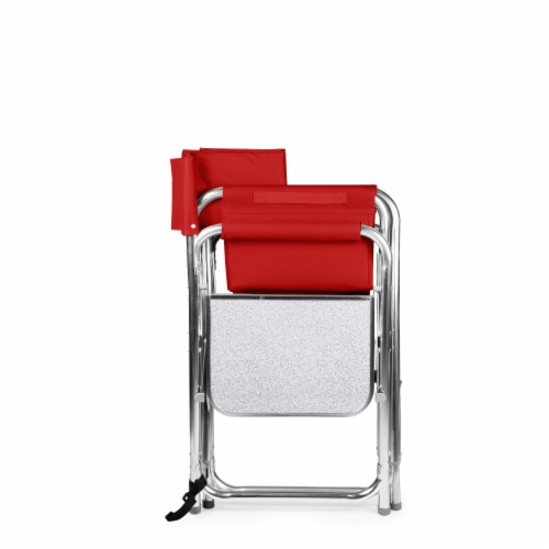 Sports Chair, Red Perspective: bottom