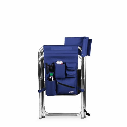 Auburn Tigers - Sports Chair Perspective: bottom