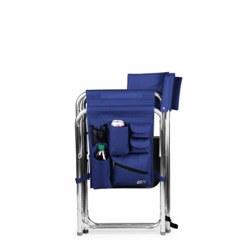 Virginia Cavaliers - Sports Chair Perspective: bottom