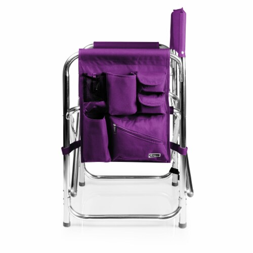 TCU Horned Frogs - Sports Chair Perspective: bottom