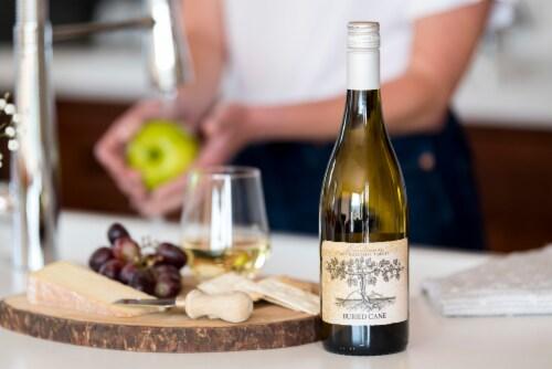 Buried Cane Chardonnay White Wine Perspective: bottom