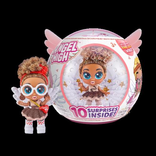 Zuru Angel High 10 Surprise Series 1 Doll Perspective: bottom