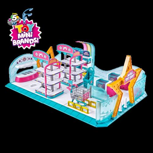 Zuru 5 Surprise Mini Brands Series 1 Toy Shop Playset Perspective: bottom
