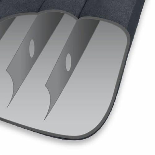 Intex Full Dura Beam Air Mattress Bed w/ Pump & Twin Dura Beam Airbed w/ Pump Perspective: bottom